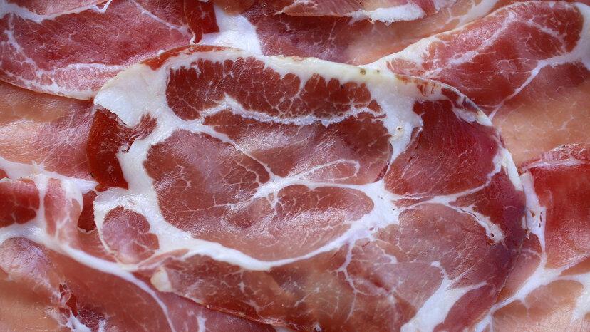Capicola: Der italienische Trockenfleisch-Tony-Sopran namens Gabagool
