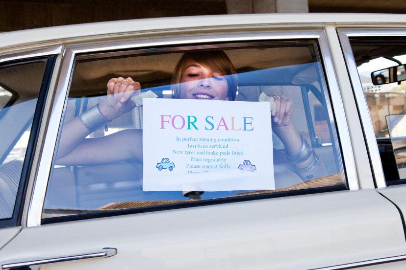 あなたがそれを売った後、あなたはどのくらい車に対して責任がありますか?