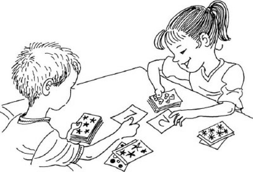 子供のためのカードゲーム