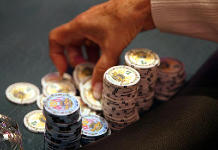 ポーカーオッズの計算