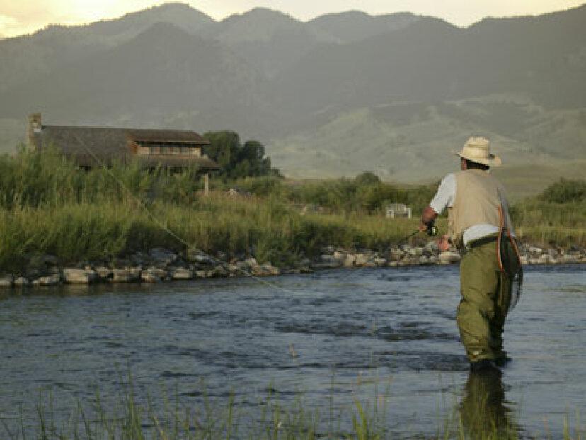 漁師は常に捕まえて解放するべきですか?