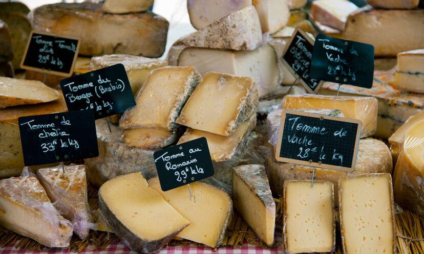 チーズの事実