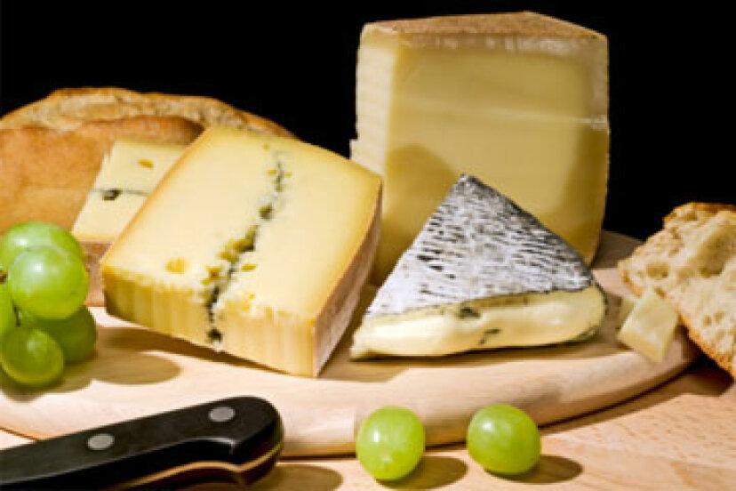 はい、チーズ!甘いデザートの代わりにこれを食べる
