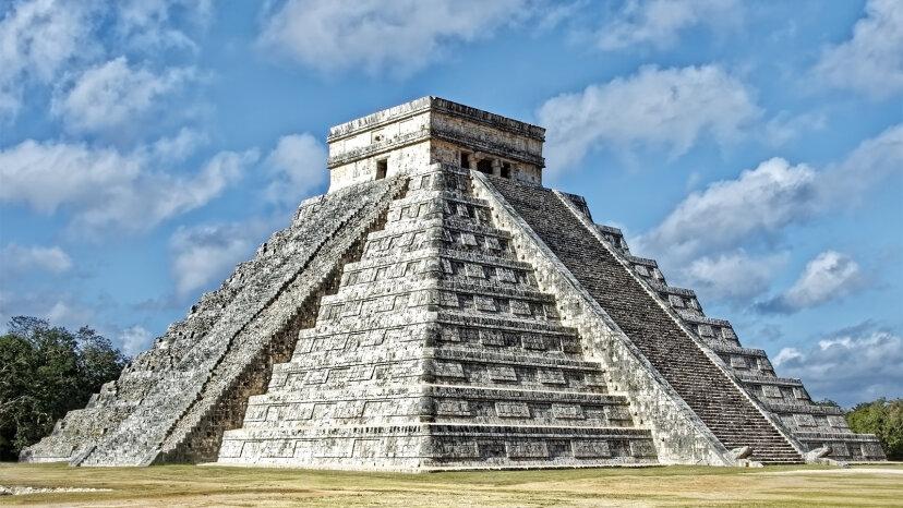 La serpiente deslizante y otros 6 secretos de Chichén Itzá