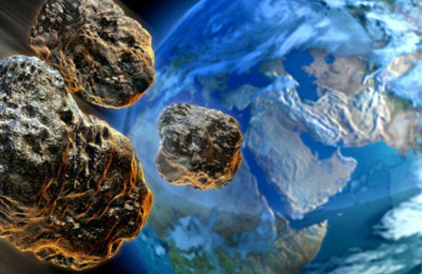 チクシュルーブ流星が地球を逃した場合はどうなりますか?