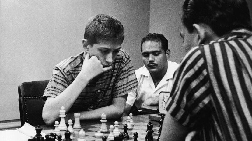 Bobby Fischer, chess