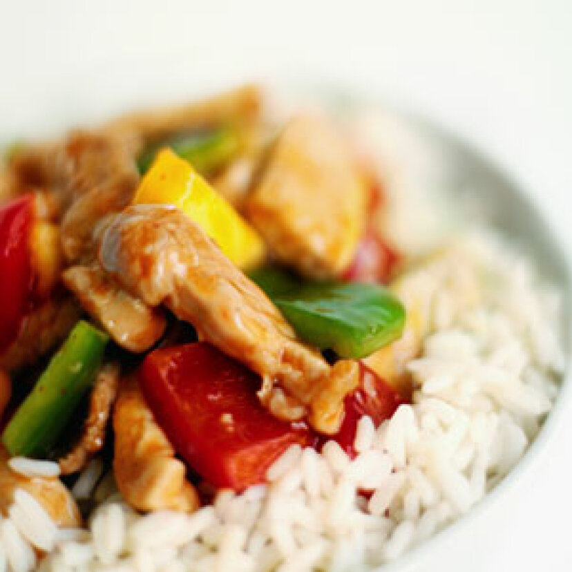 中華料理101