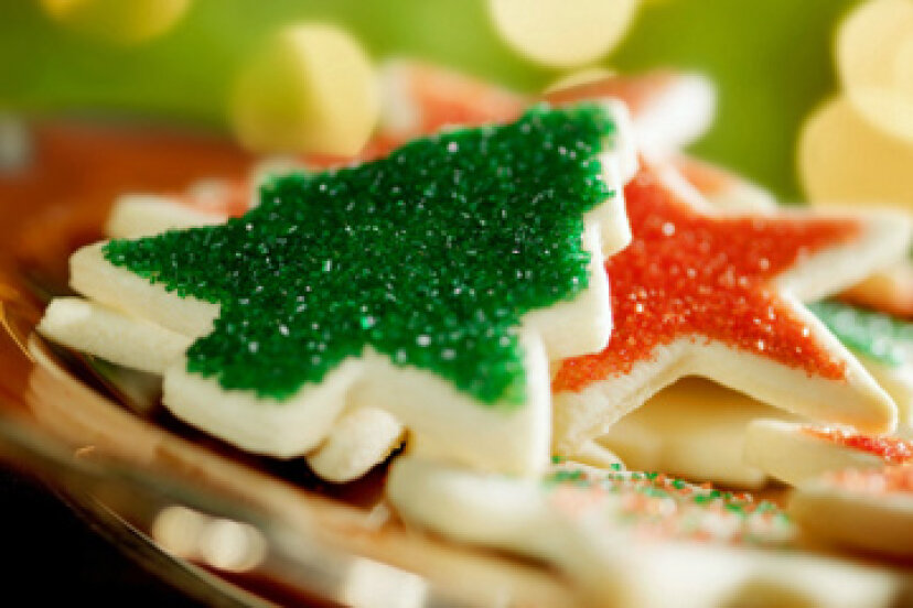 クリスマスクッキー101