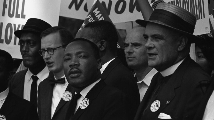 March on Washington, Marin Luther King Jr.