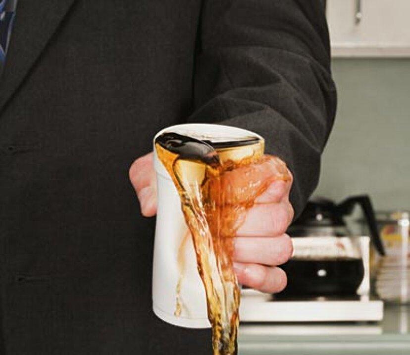クローバーコーヒーメーカーのしくみ