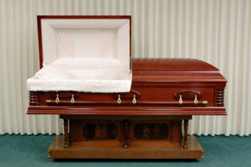 棺の仕組み