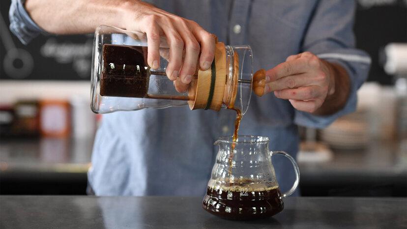 コールドブリュー、アイス、ニトロ:うん、コールドコーヒーは暑い