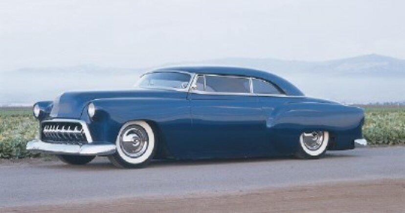コールフォスター'54:カスタムカーのプロフィール