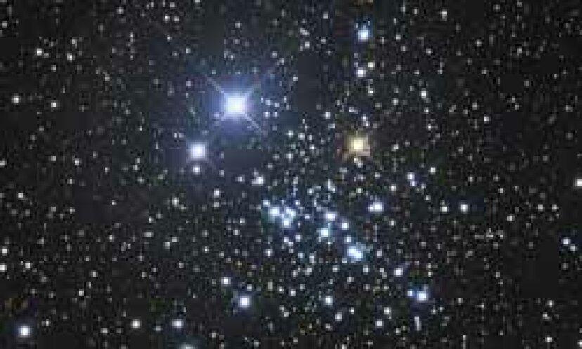 星座の写真