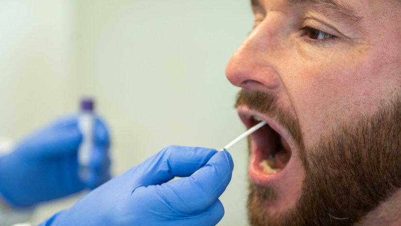 checking for flu and coronavirus