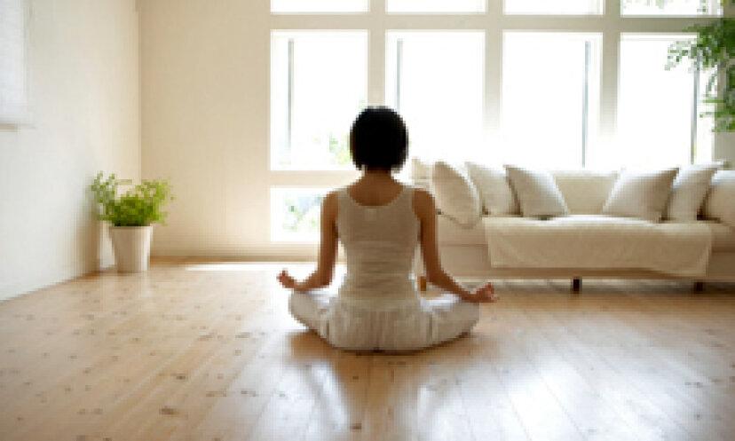 瞑想室の作り方
