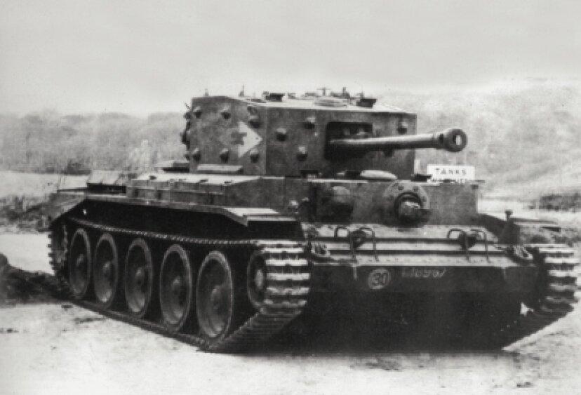 クロムウェルA-27M歩兵戦車