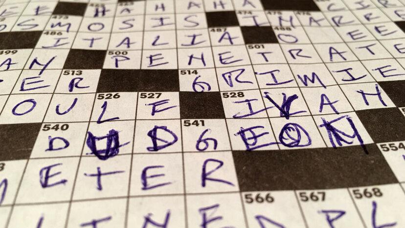 ニューヨークタイムズのクロスワードパズルは80年経ってもまだ切り株