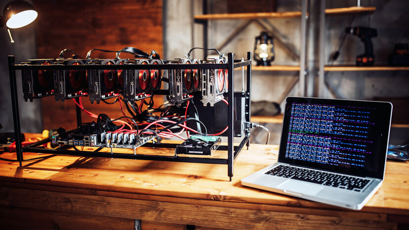 crytocurrency bitcoin mining