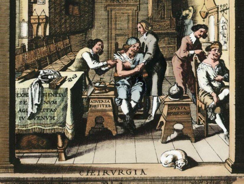 歴史を通しての医療偽医療の10の事例