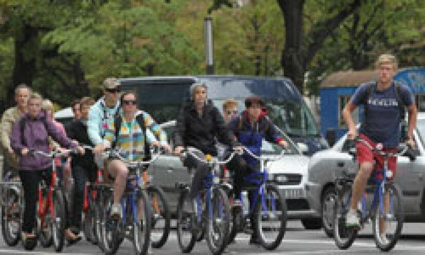 市内で安全に自転車に乗る5つの方法