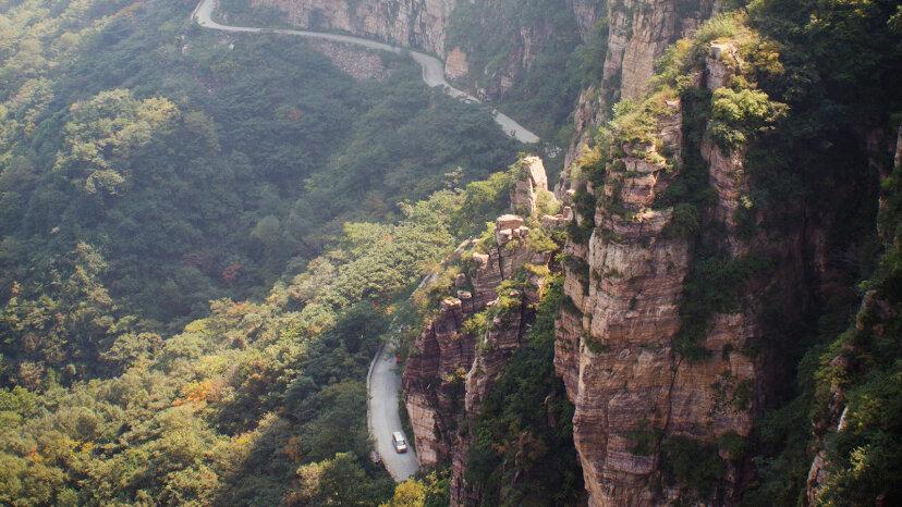 世界で最も危険な道路トップ5
