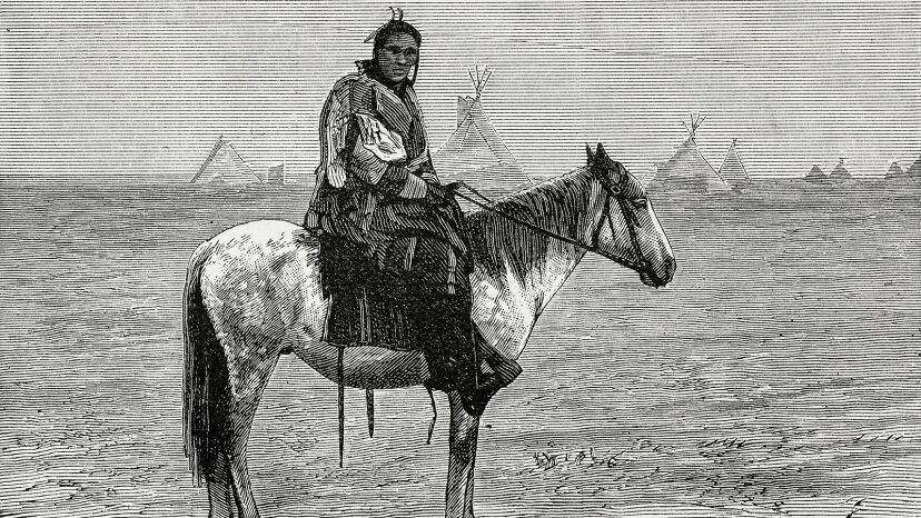 Cómo la Ley Dawes robó 90 millones de acres de tierra de nativos americanos
