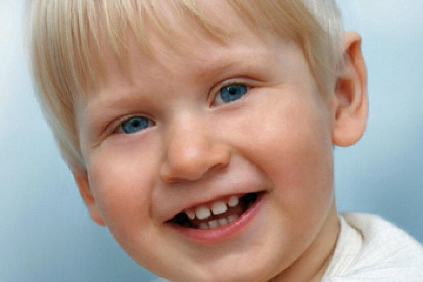 乳歯の歯の処方は?