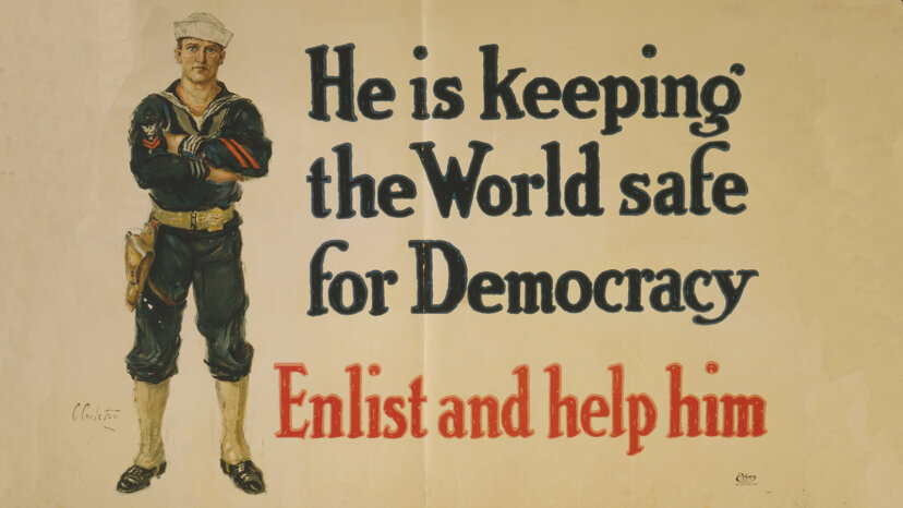 democracy propoganda