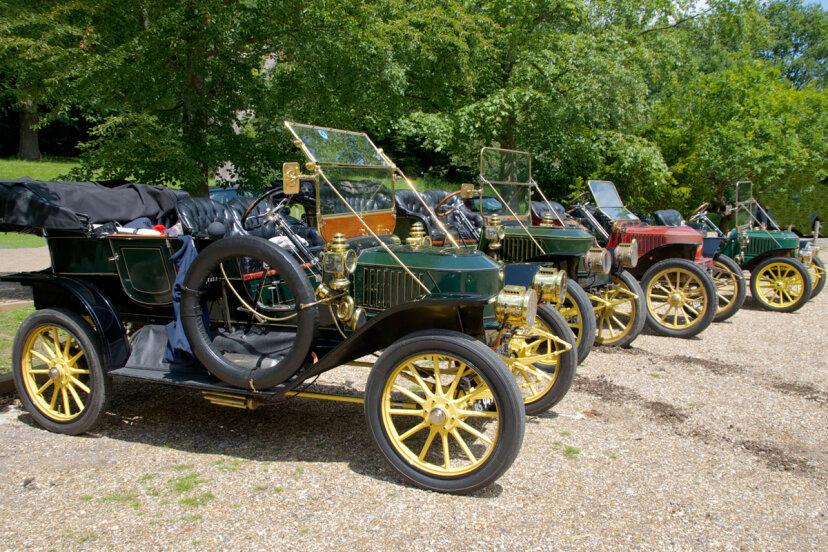 車に外燃機関が搭載されたことはありますか?