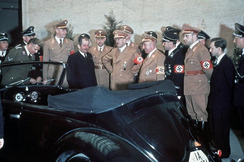 ナチスはフォルクスワーゲンビートルを発明しましたか?