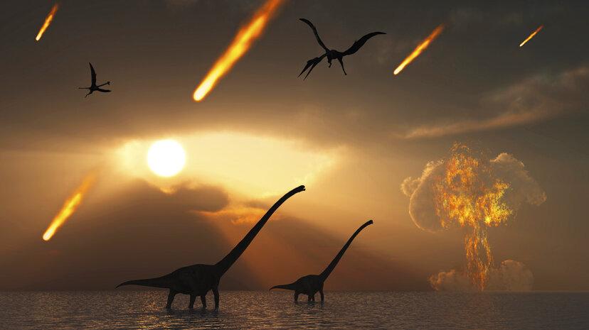 Wissenschaftler entwickeln eine klarere Vorstellung davon, wie Dino-tötende Asteroiden die Umwelt der Erde verändert haben