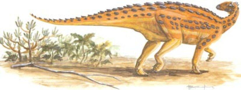 スケリドサウルス