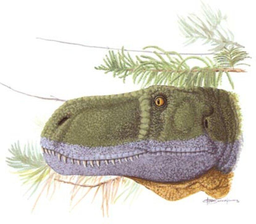 アベリサウルス