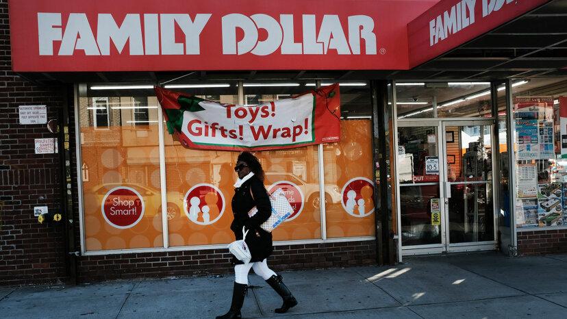 dollar store, Family Dollar