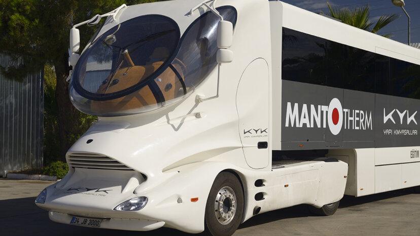 Die Lkw-Branche setzt zunehmend auf autonome Fahrzeuge