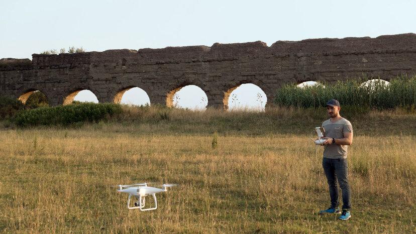 ¿Tienes un dron? Aprenda las leyes antes de emprender el vuelo