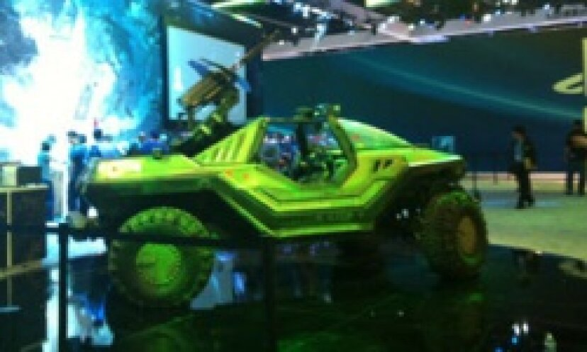 E3 2012の写真:Xenomorphs、Warthogs、Lucky Rabbits