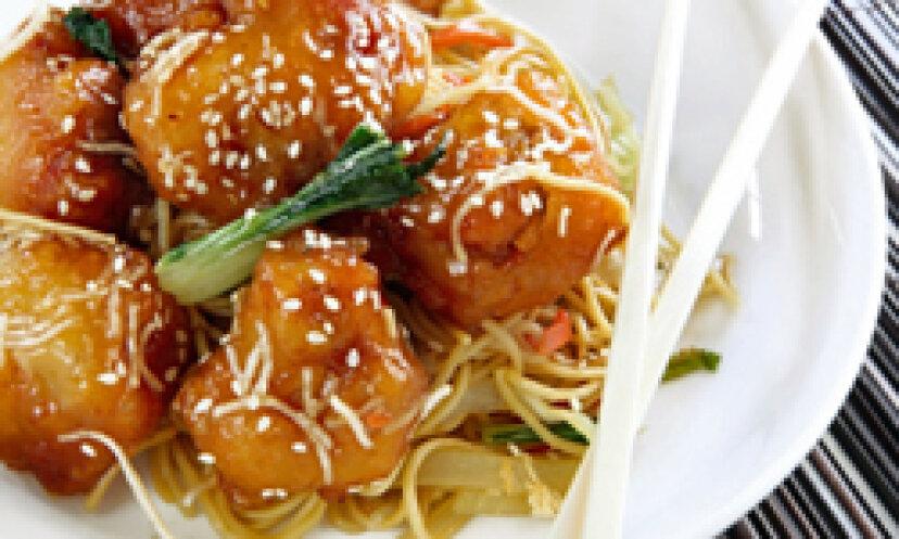 簡単なファミリースタイルの中華料理5品