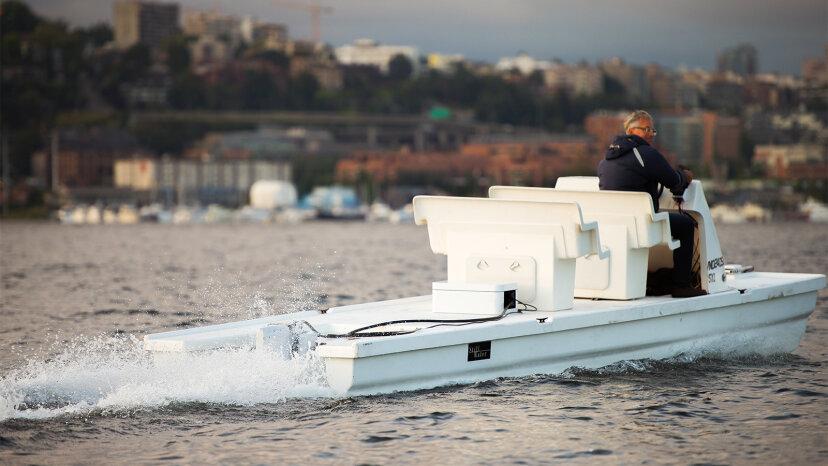 Los barcos eléctricos hacen realidad los viajes por mar sin emisiones