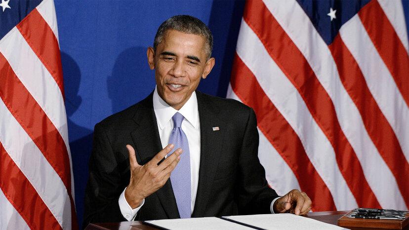Barack Obama, executive order