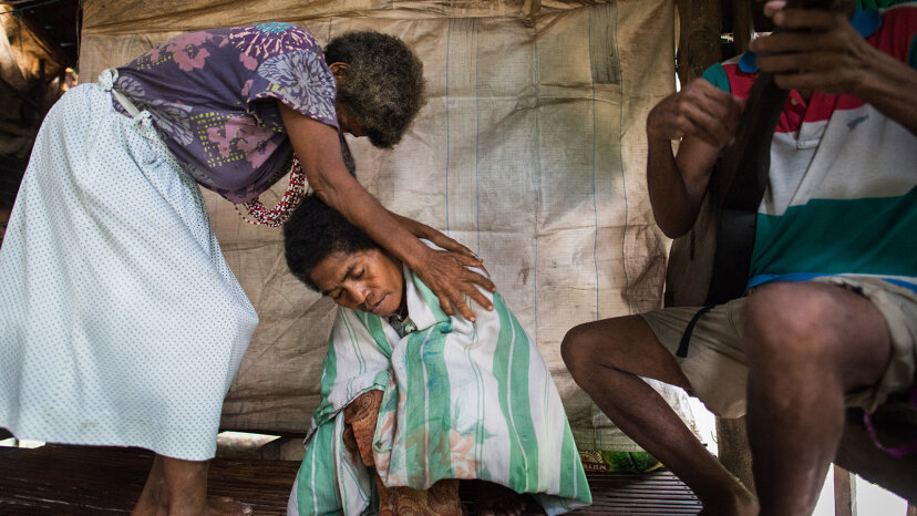 Faith healing is an age-old and worldwide practice. Jacob Maentz/Corbis Documentary/Getty Images