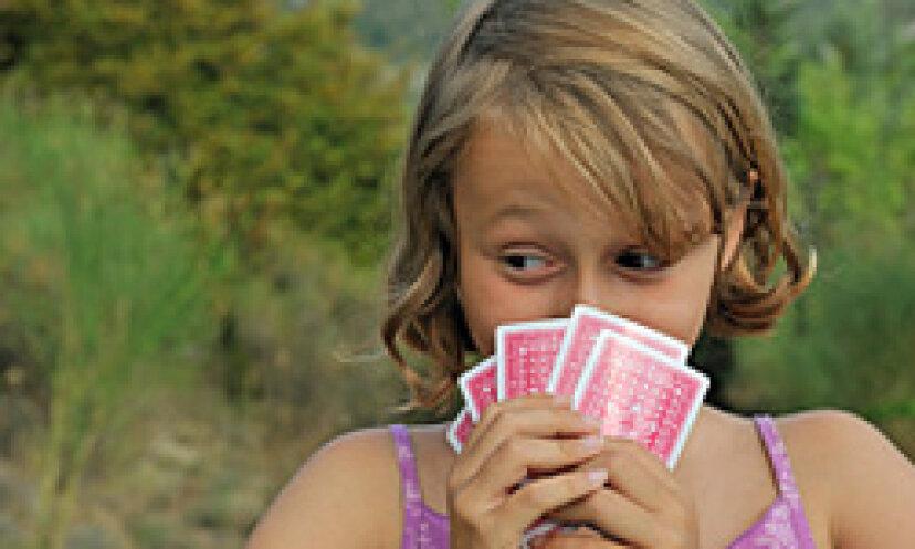 10家族向けのカードゲーム