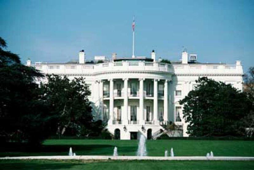 家族での休暇:ホワイトハウス