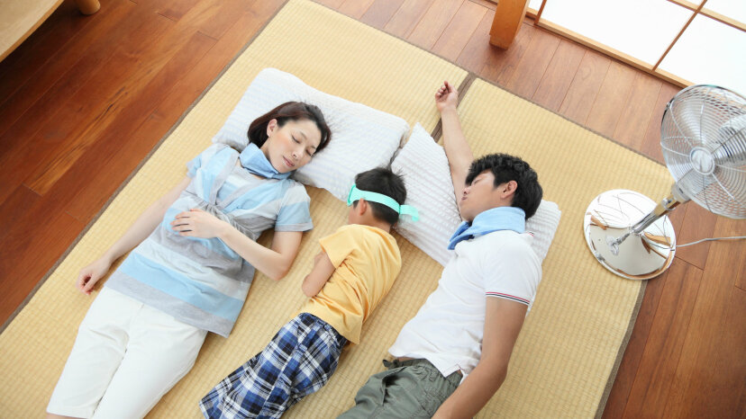 Warum manche Menschen ohne Ventilator nicht schlafen können