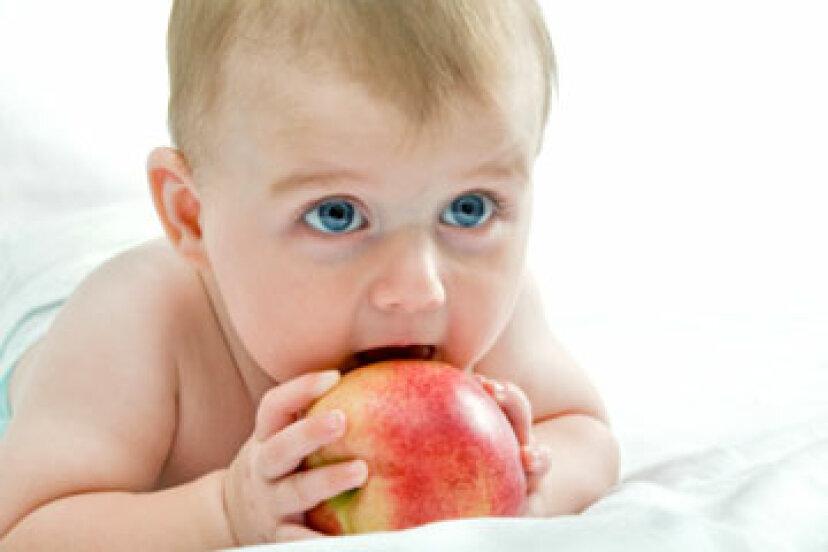 あなたの赤ちゃんの反射神経