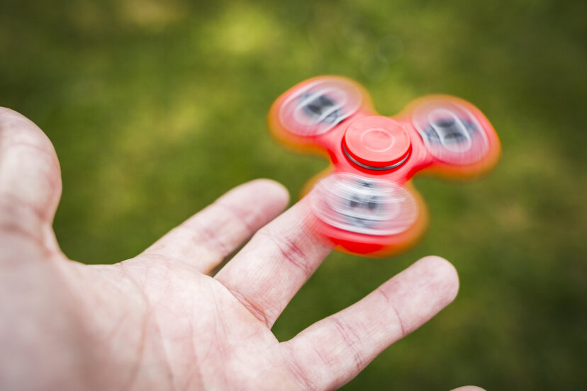 Fidget spinners are fun to play with but do they have any real medical benefits? Chris Winsor/Getty Images