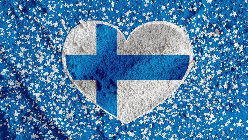 フィンランドは間違いなく幸せですが、それはスカンジナビアの一部ですか?