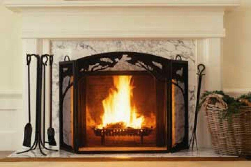 暖炉のしくみ