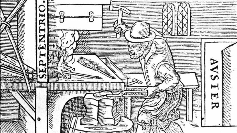 最初の科学者は誰でしたか?